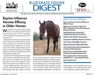 Bluegrass Equine Digest June 2010