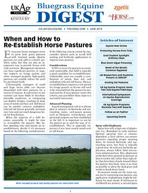 Bluegrass Equine Digest June 2014