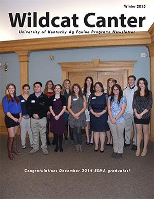 Wildcat Canter - January 2015