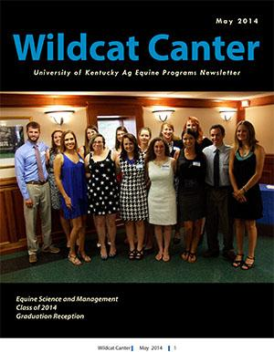 Wildcat Canter - May 2014