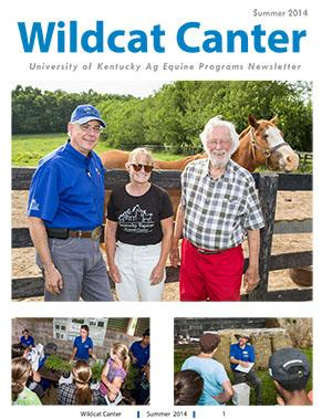 Wildcat Canter - Summer 2014