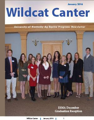 Wildcat Canter - January 2016