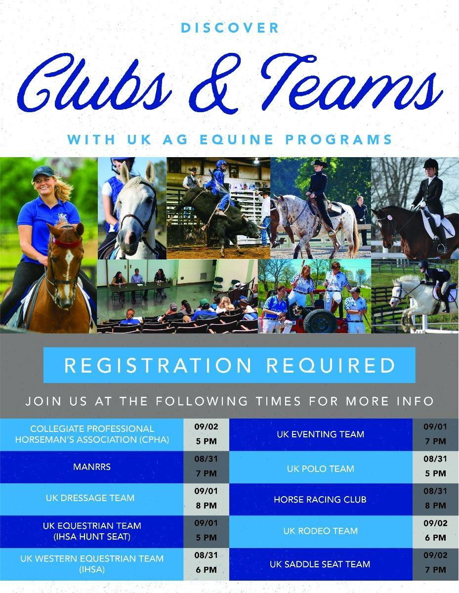 2020 Equine Clubs and Teams Event